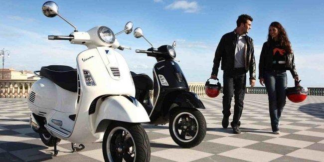 В Европе утратили популярность малокубатурные скутеры