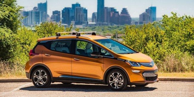 Стало известно, что изменят в обновленном Chevrolet Bolt