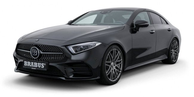 Brabus добавил стиля новому Mercedes-Benz CLS