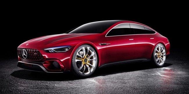 Mercedes-AMG намерен выпустить 805-сильный гибрид