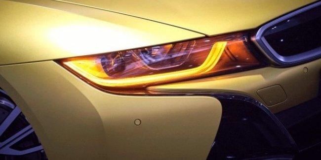 В Украине заметили редкий BMW из ограниченной серии
