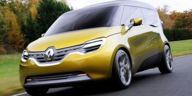 Renault Kangoo 2019: квадратные формы, гибридная установка и множество версий