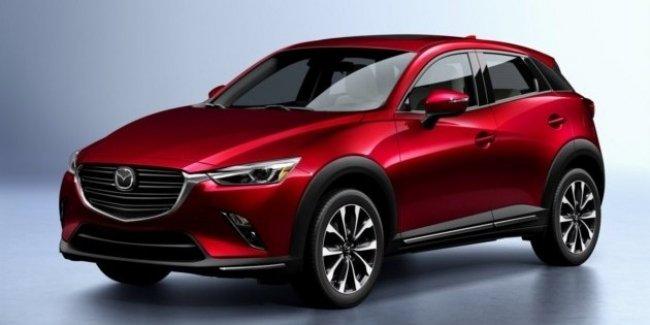 ???±???????»?µ???????? Mazda CX-3 ?????»???????» ?????????? ?????·?µ?»??