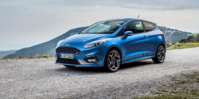 Новий Ford Fiesta ST. Більше потужності та динаміки