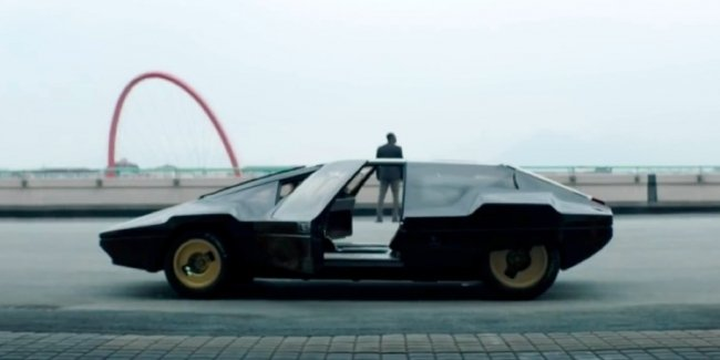 Актер Идрис Эльба снял мини-фильм про «автомобили с душой»