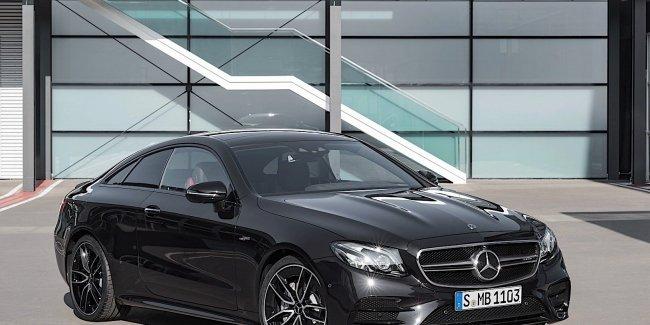 Седан Mercedes-AMG E 53 получит гибридную версию
