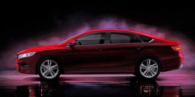 Компания Geely анонсировала новый седан