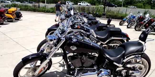 ЕС угрожает США ввести пошлины на Harley-Davidson
