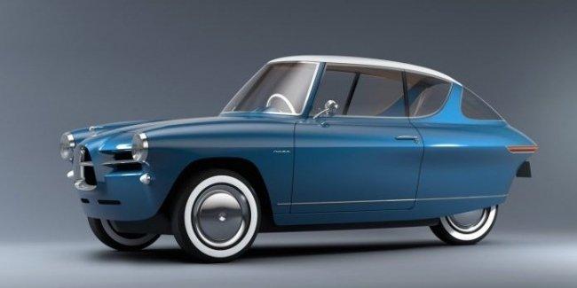 Эстонцы выпустили свой первый электромобиль