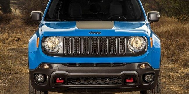 Jeep сделает крохотный кроссовер из бюджетного «Фиата»