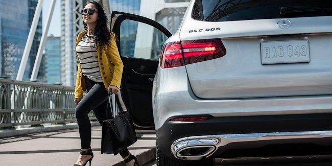 «Мерседес» запустил сервис подписки на автомобили