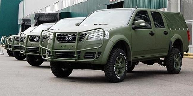 Армейский Богдан заменит УАЗы: действительно ли украинско-китайская машина так хороша