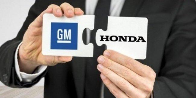 General Motors поделится своими технологиями с Honda