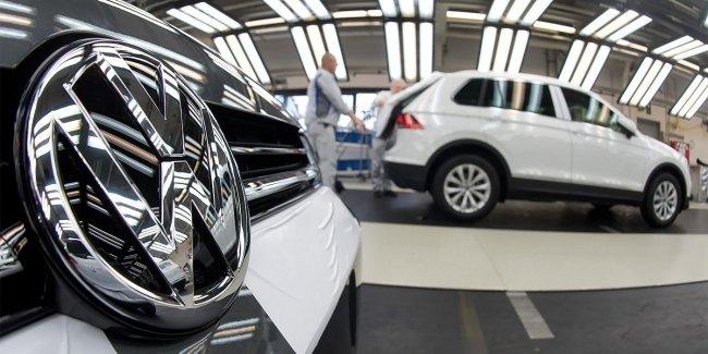 Volkswagen заплатит миллиард евро из-за «дизельгейта»