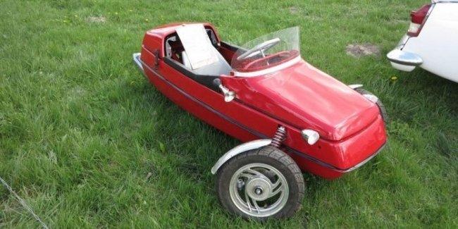 Не ЗАЗ: показан самый маленький автомобиль украинского производства