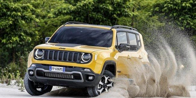 Jeep раскрыл все подробности об обновленном Renegade