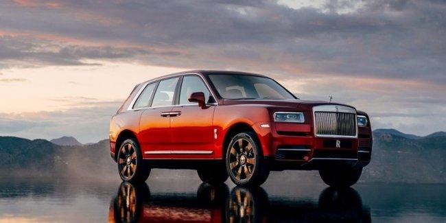 Rolls-Royce оставит Cullinan своим единственным вседорожником