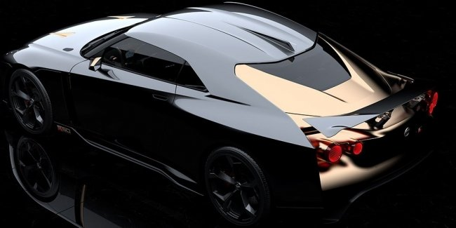Nissan и Italdesign выпустили юбилейный суперкар GT-R