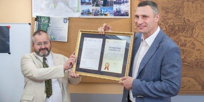 Киев стал членом Всемирной ассоциации автомагистралей