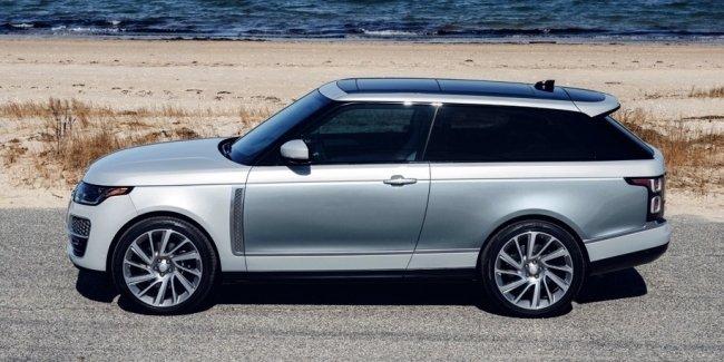 Появились подробности о Range Rover следующего поколения