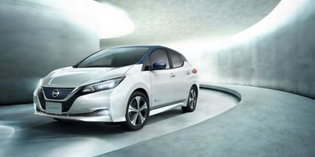 Nissan выпустит долгожданный Leaf с увеличенной батареей