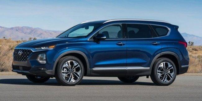 Hyundai разрабатывает две гибридные модели Santa Fe