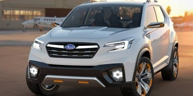 Subaru планирует начать выпуск новых моделей к 2025 году