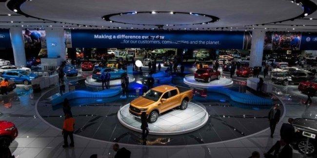 Детройтское автошоу передвинут с января на июнь уже в 2020 году