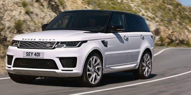 Неожиданная опасность: у Range Rover открываются двери на ходу