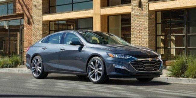 Седан Chevrolet Malibu получит дизель от Cruze