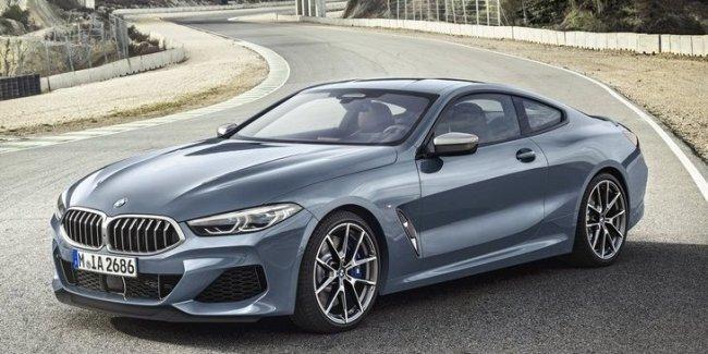 BMW масштабно расширит линейку моделей 8-й серии