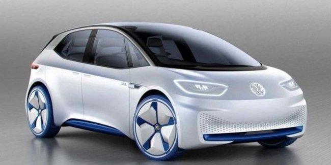 Никакого компромисса: Volkswagen переведет «заряженную» R-серию на электротягу
