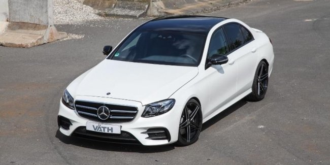 Тюнеры Vath взялись за доработку дизельного Mercedes-Benz E-Class