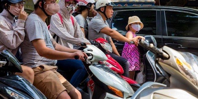 Во Вьетнаме хотят запретить скутеры и мотоциклы