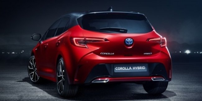 Теперь Corolla: Toyota отказалась от Auris через полгода после премьеры нового поколения