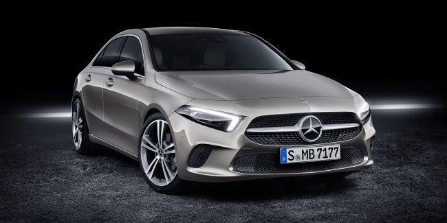 Известны европейские цены нового A-Class от Mercedes-Benz