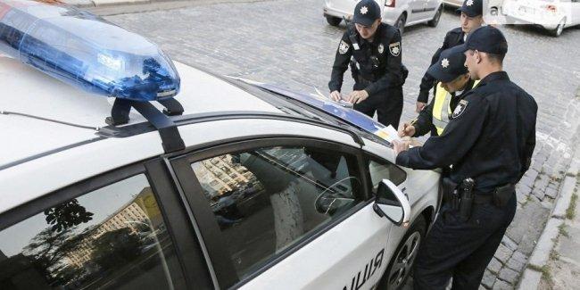 В Украине задержали водителя в рекордной степени опьянения