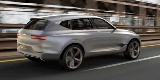 Кроссовер поправит дела Genesis на рынке: фото SUV в «родном» кузове