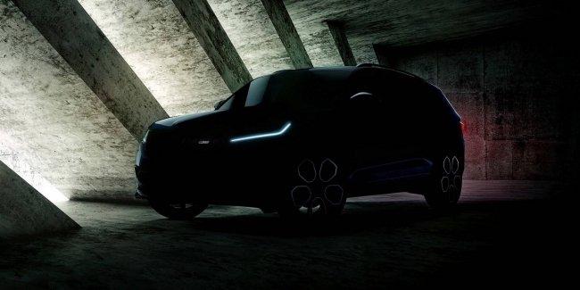 2019 Skoda Kodiaq RS вернулась на промо-видео