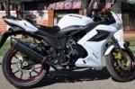 Доступна к заказу рестайлинговая версия спортивного мотоцикла Musstang MT200-10 2015 модельного года