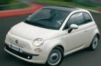 Fiat 500 раскупили за три недели