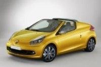 Renault готовит самый маленький купе-кабриолет