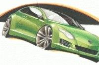 VW Beetle получит новый дизайн в 2010 году