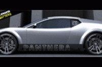 Суперкар De Tomaso Pantera возрождается
