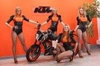 В Киеве открылся салон мототехники КТМ