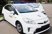 МВД уже не нравятся мигалки на полицейских Toyota Prius