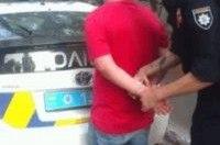 В Киеве полиция догнала и повязала пьяного водителя Porsche Cayenne