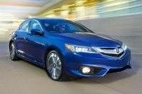 Acura ILX получила высший рейтинг безопасности