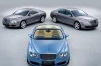 Продажи Bentley растут за счет России