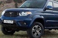 UAZ отзовет внедорожники Patriot из-за проблем с тормозами